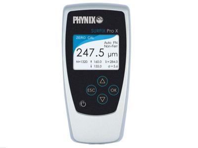 Máy đo chiều dày lớp phủ Surfix® Pro X